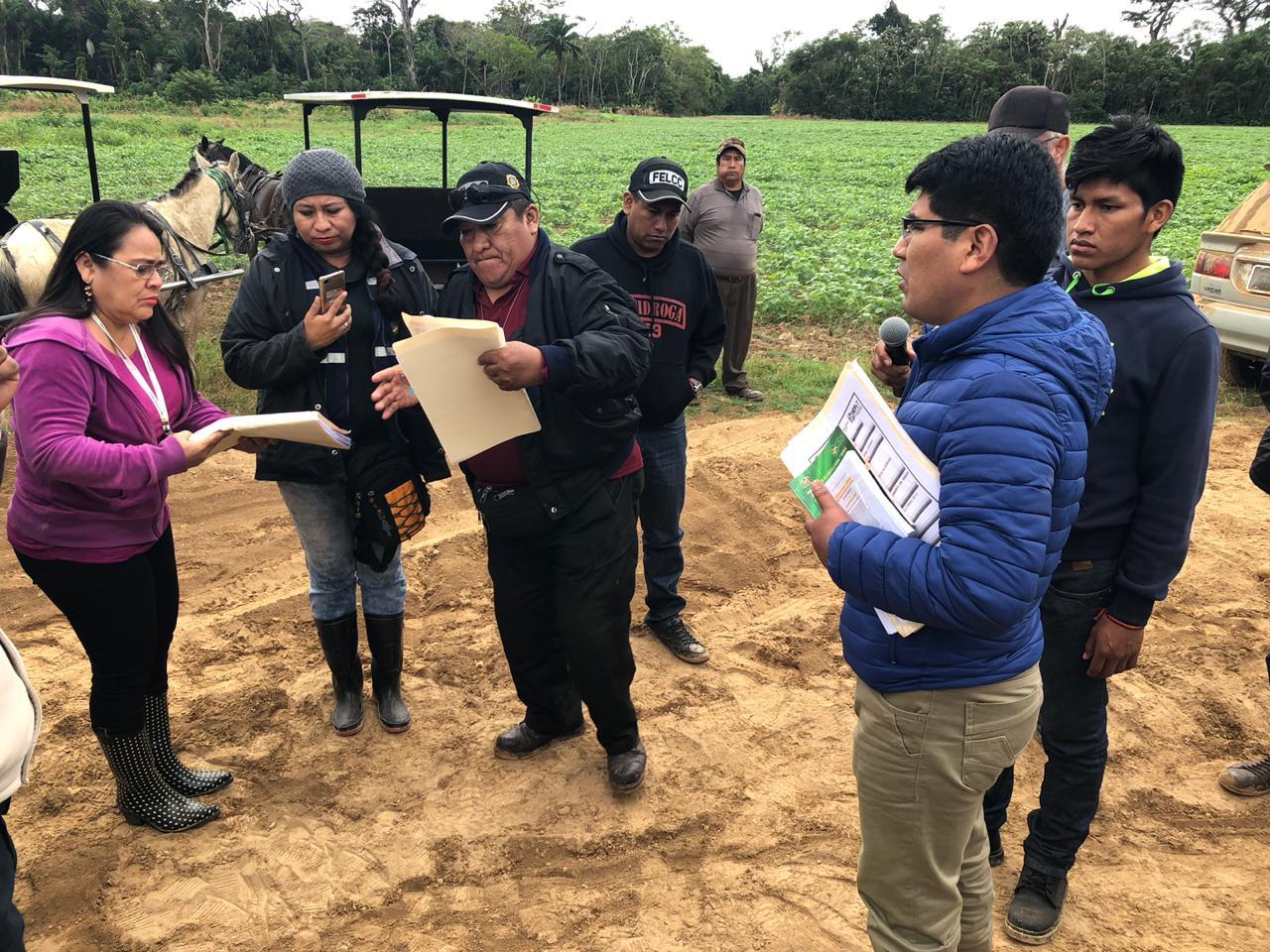 Fiscalía evidencia avasallamiento a tierras fiscales dotadas a EMAPA - La  Palabra del Beni