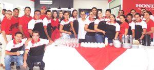 Inauguración de Café Bar en Prada Representaciones