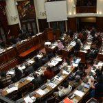 MAS convoca a sesión de la ALP para encaminar nuevas elecciones, UD rechaza imposición