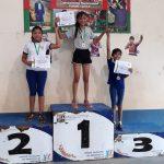 Mary Cruz Rimba del Beni irá a los Juegos Sudamericanos Escolares