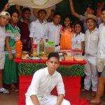 Colegio Andrés Bello le pone sabor a la fiesta del Beni