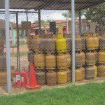 Se acabó el gas, hay gasolina y  diesel para cinco días en Trinidad