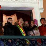 Estados Unidos reconoció a Jeanine Añez como presidente