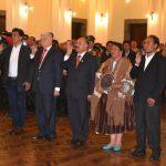 Añez posesiona a cinco nuevos ministros de Estado