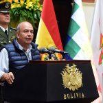Murillo denuncia que grupo criminal quiere atentar contra la vida de Añez