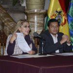 Añez remite al Legislativo proyecto  de ley para convocar a comicios