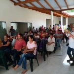 Realizan el 1er Festival de la Paraba Barba Azul en el Área Protegida Municipal Gran Mojos – Loreto