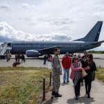 Chile confirmó que el avión desaparecido cayó al mar