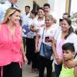La presidente Añez destaca la confianza ciudadana en el proceso de transición