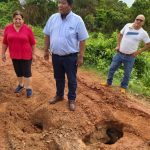 Gobernación garantiza mejorar tramo San Ramón-Magdalena