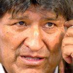 Fiscalía emite orden de aprehensión en contra del expresidente Morales