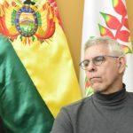 Juan Claudio Lechín regresa al país