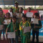 Club Náutico 'Trinidad' destaca en el nacional de natación