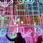 No existe la iluminación navideña sostenible