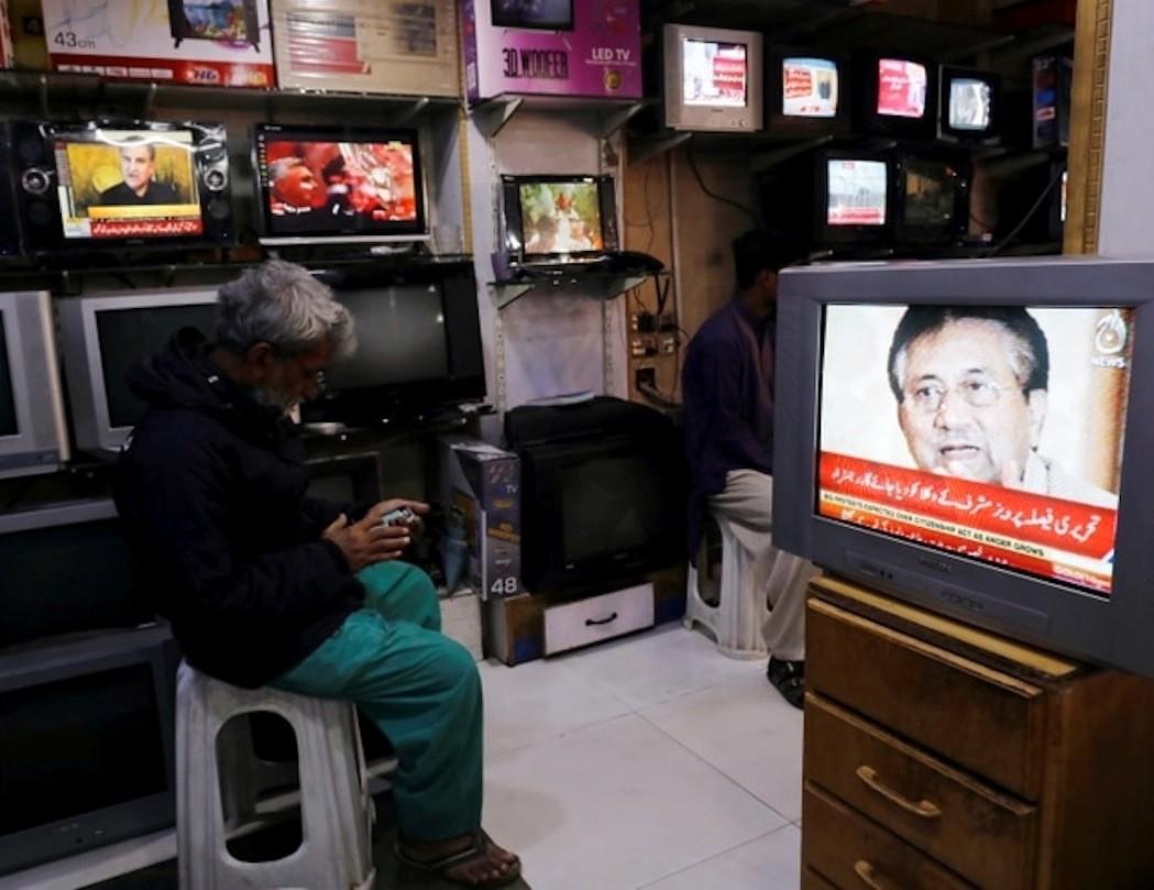 Ordenan colgar cuerpo de Musharraf si muere antes de su ejecución