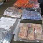 Policía aprehende a 4 sujetos por robo