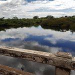 Proyectan limpieza de río Mocoví para drenar agua de lluvias