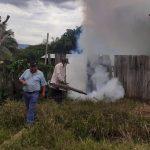 Baja el número de casos sospechosos de dengue