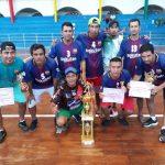 Pescadería Mayrenitha campeón en torneo nacional de clubes campeones