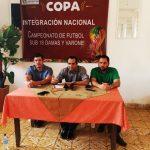Presidente Añez inaugura este sábado Copa Integración Nacional de Fútbol