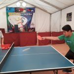 Dirigencia del tenis de mesa espera masificar este deporte