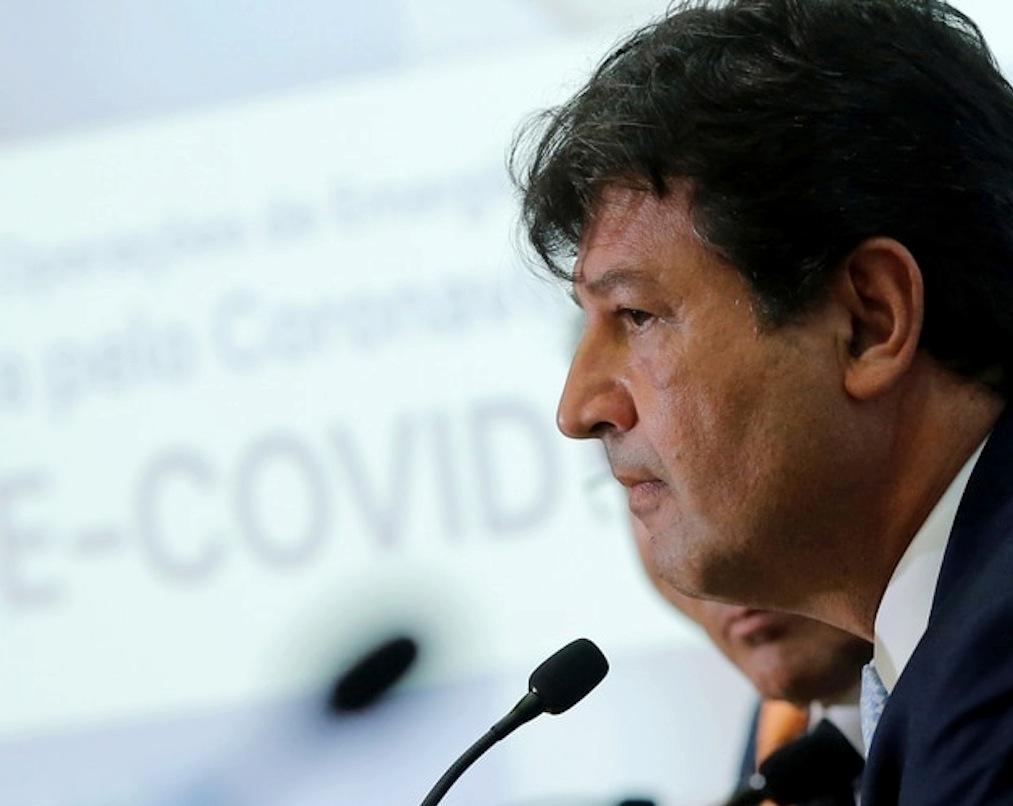 """El gobierno de San Pablo creó un comité de crisis ante el coronavirus: """"Esto es una guerra"""""""
