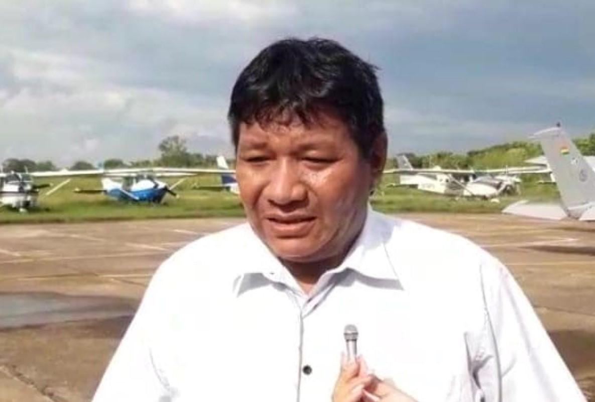 Gobernador Fanor Amapo entrega insumos y equipamiento de bioseguridad para  provincia Iténez y Mamoré - La Palabra del Beni