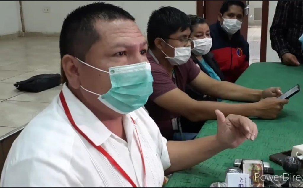 Médicos voluntarios le reclaman al sedes indumentaria de bioseguridad - La  Palabra del Beni