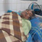 Marcial Fabricano, desde el Centro COVID-19, agradece a quienes se preocupan por su salud