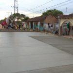 Reinician pavimentado de calles en San Ignacio de Moxos