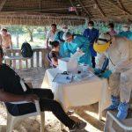 Brigadas refuerzan lucha contra el coronavirus en San Andrés